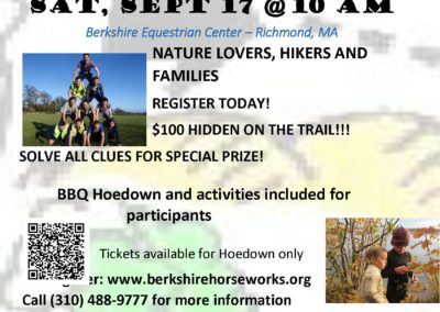 Horses & Hikers for Healing