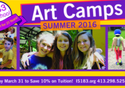 IS183 ART CAMP